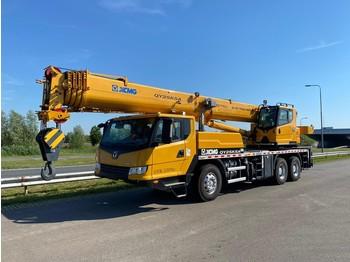 XCMG QY25K5A 25 Ton 6x4 Hydraulic Truck Crane - mobile crane