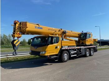 XCMG QY25 - K5A | 25 Ton 6x4 Hydraulic Truck Crane - mobile crane