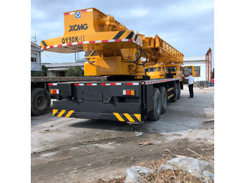 XCMG QY50K - mobile crane