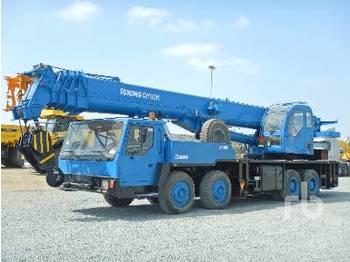 XCMG QY50K 50 Ton 8x4x4 - mobile crane