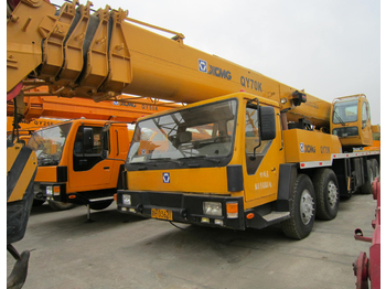 XCMG QY70K - mobile crane