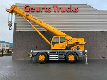 Mobile crane XCMG RT40E UNUSED CRANE/KRAAN/KRAN/GRUA