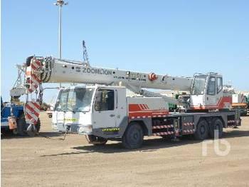 ZOOMLION QY25V 25 Ton 6x4 - mobile crane