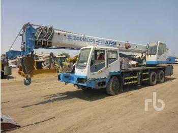 Zoomlion Puyuan QY25E 6X4 - mobile crane
