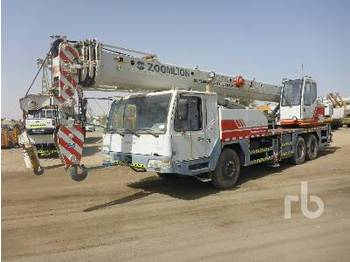 Zoomlion QY25V 6X4 - mobile crane