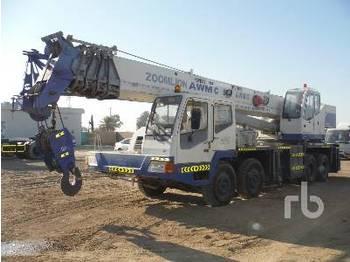 Zoomlion QY50D 8X4X4 - mobile crane