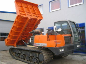 Morooka Morooka MST 2200VD Raupendumper - construction machinery