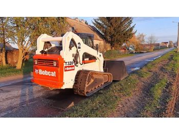 BOBCAT T320 - multi terrain loader