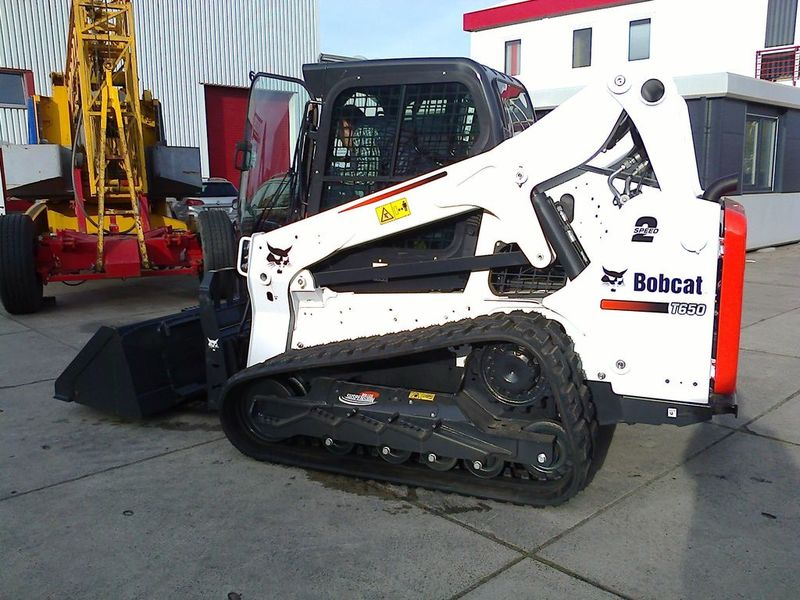 New BOBCAT T650 multi terrain loader for sale from Germany