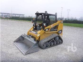 CATERPILLAR 247B3 - multi terrain loader