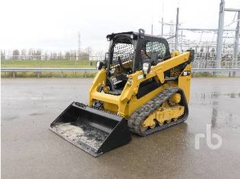 CATERPILLAR 249D - multi terrain loader