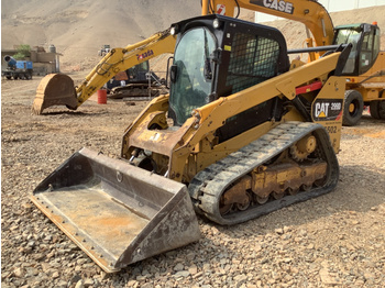 Cat 299D - multi terrain loader