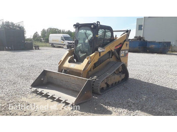 Caterpillar 289D  - multi terrain loader