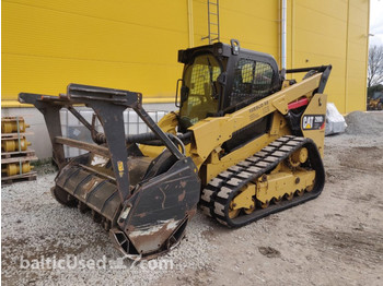 Caterpillar 299 D 2 XHP  - multi terrain loader
