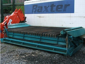 POWERSCREEN Hydraulic Tipping Grid - construction machinery