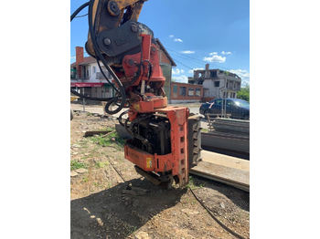Movax SG45 - pile driver