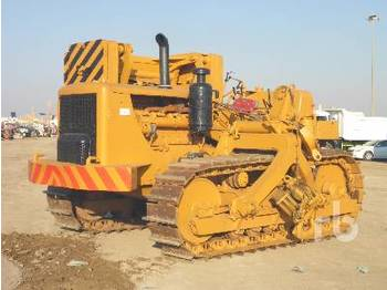 Pipe layer CATERPILLAR 572D Crawler