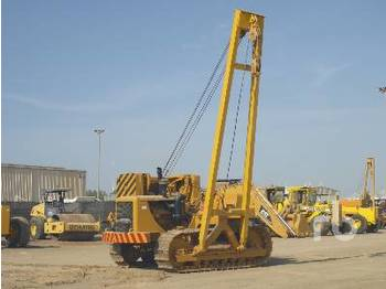 Pipe layer CATERPILLAR 572D Crawler: picture 1