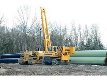 Liebherr RL 64 14x MIETE RENTAL - pipe layer