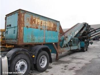 Powerscreen 1200 Turbo Chieftain - construction machinery