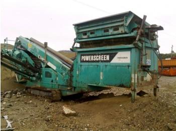 Powerscreen 200 - construction machinery