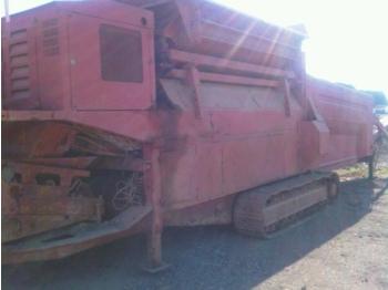 Powerscreen 615 - construction machinery