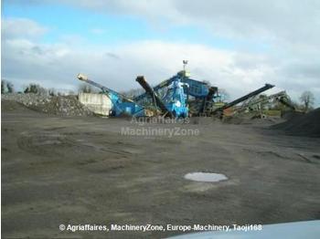 Powerscreen CDE washing plant - construction machinery