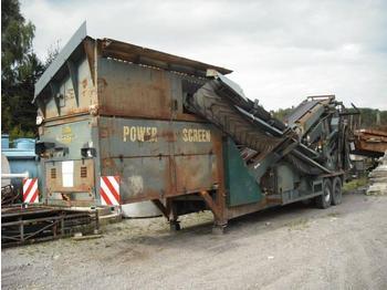 Powerscreen Chieftain 1200 - construction machinery