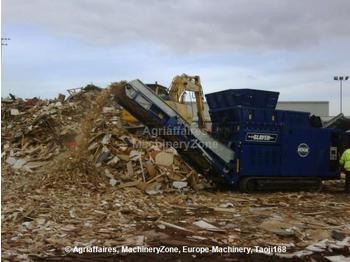 Powerscreen Edge - construction machinery