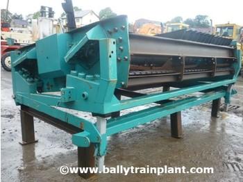 Powerscreen Heavy Duty Vibrating Livehead - construction machinery