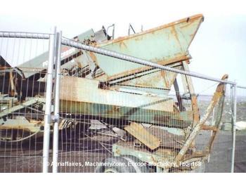 Powerscreen M70 - construction machinery