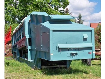 Powerscreen T830 - construction machinery