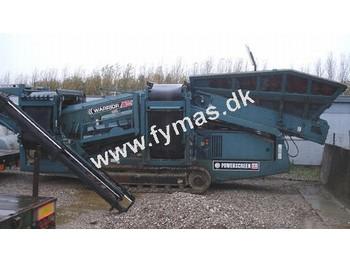 Powerscreen Warrior 1400 On Tracks - construction machinery