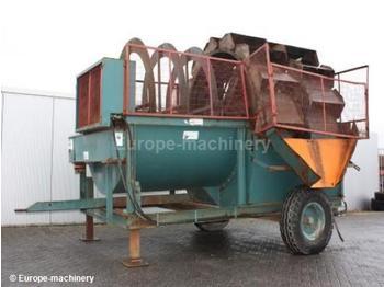 Powerscreen de-watering box - construction machinery