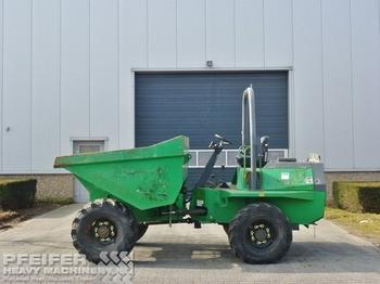 Benford 6005, Diesel,  4x4, 6t - rigid dumper/ rock truck