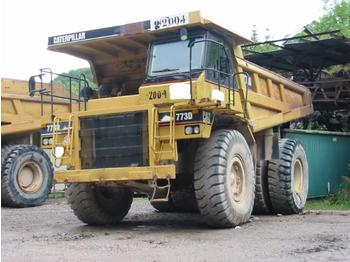 Rigid dumper/ rock truck CATERPILLAR 773d: picture 1