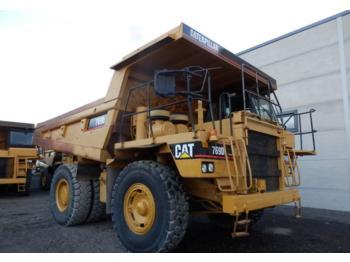 Rigid dumper/ rock truck Caterpillar 769 D