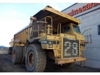 Rigid dumper/ rock truck Caterpillar 773 B