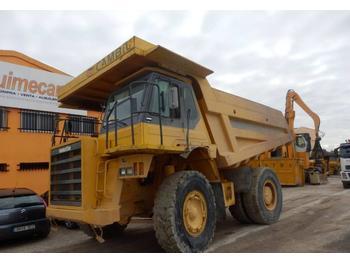 Rigid dumper/ rock truck Komatsu HD405