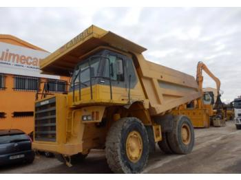 Rigid dumper/ rock truck Komatsu HD 405-6