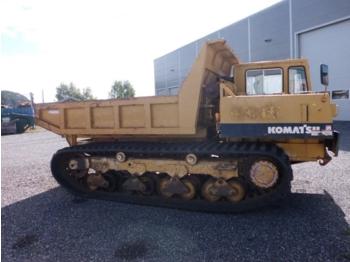 Morooka MST 2600 - rigid dumper/ rock truck