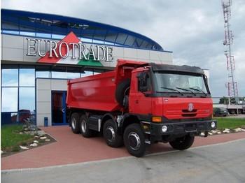 Tatra T815 - rigid dumper/ rock truck