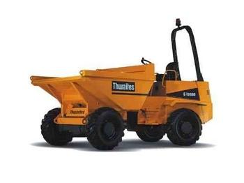 Thwaites 6000 4x4 6t - rigid dumper/ rock truck