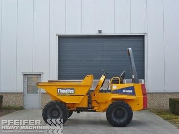 Thwaites 6000, Diesel, 4x4, 6t - rigid dumper/ rock truck