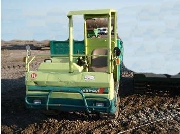 YANMAR C30R-1 - rigid dumper/ rock truck