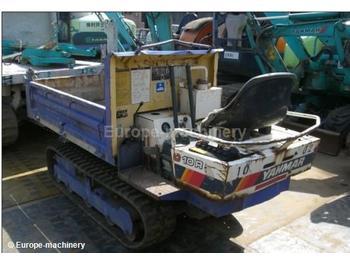 Yanmar C10R - rigid dumper/ rock truck