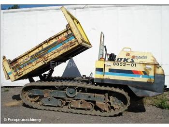 Yanmar C20R - rigid dumper/ rock truck