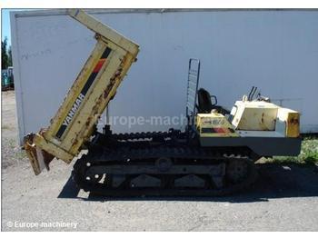 Yanmar C30R - rigid dumper/ rock truck