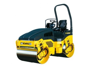 BOMAG BW 120 AD-4 - road roller