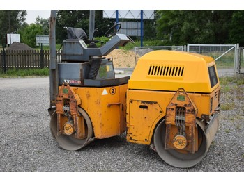 TEREX TV1300 - road roller